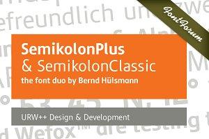 SemikolonPlus Bold