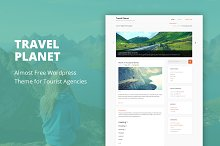 Travel Planet - WordPress Theme