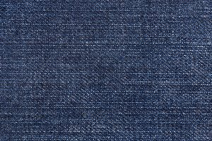 Texture of jeans fabric