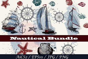 Nautical vector bundle