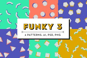 Funky Patterns 3