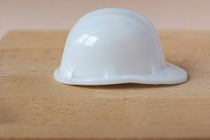 Safety helmet for construction industry
