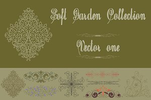 Soft GardenCollection Vector