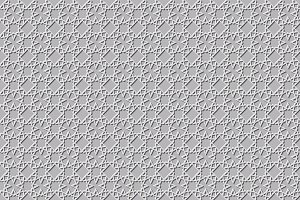Islamic 3d light grey background