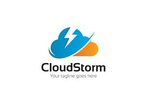 Cloud Storm Logo