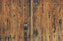 Vintage door detail#11