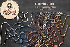 Paperclip alpha