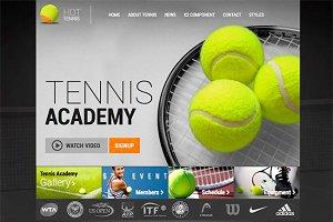 Hot Tennis