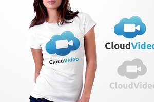 Cloud Video Logo