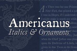 Americanus Family