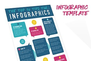 Ready-Made Infographic Template