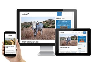 Noted - Responsive WordPress Theme