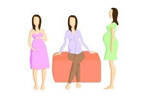 Fashion for pregnant women