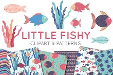 Under The Sea Clipart & Patterns