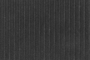 Black corrugated plastic background