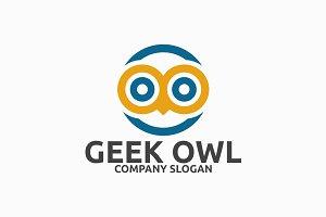 Geek Owl Logo