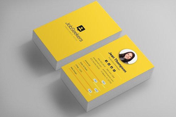 Modern material design business card business card templates modern material design business card business card templates creative market colourmoves