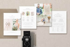 Wedding Photographer Price List
