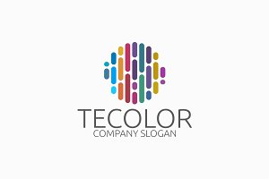Tech Color Logo