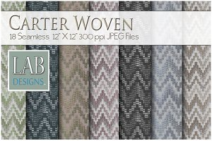18 Woven Seamless Fabric Textures