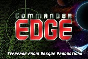 Commander Edge