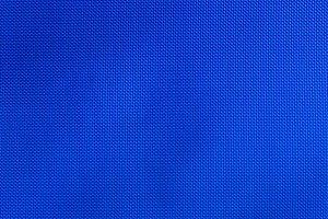 Blue nylon fabric