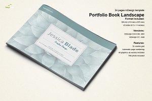 Portfolio Book Landscape