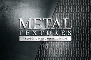 18 Metal Textures