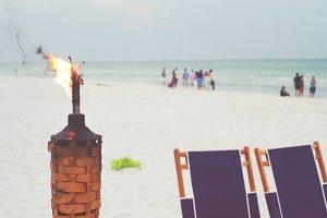 Tiki Beach Hangout I