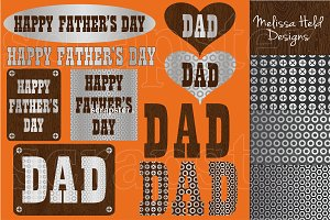 Father's Day Hardware Clipart