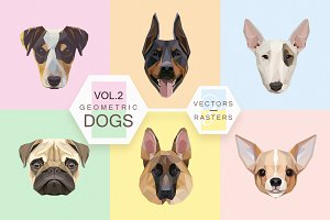 Geometric dogs vol.2