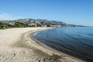 Playa romana de Alcocebre