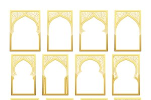 Windows Ramadan Kareem Template