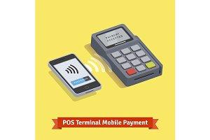 POS terminal mobile payment