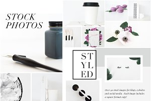 Stock Photo Bundle | The Lovely One