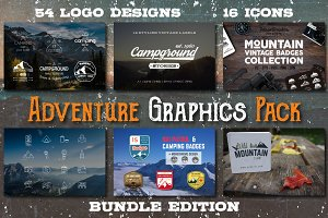 70% OFF Adventure Graphics Pack