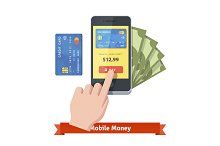 Mobile payments concept