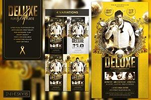 VIP Deluxe Flyer Template