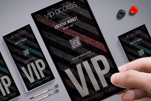 Mystical Atmosphere Vip Pass