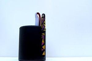 pen and ballpoint