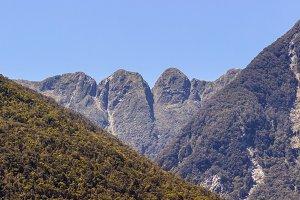 Doubtful Sound South Island NZ