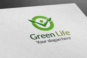 Green Life Logo