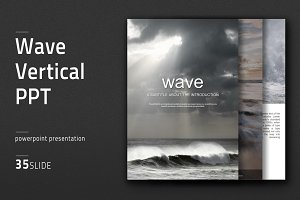 Wave Vertical PPT