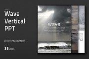 Wave Vertical PPT