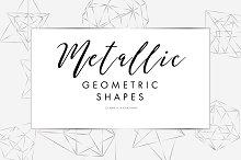 SALE - Metallic Geometric BUNDLE