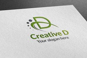 Creative D Logo