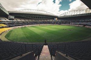 AFL Football ground