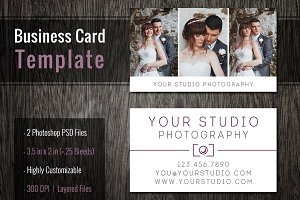 Business cards for photographers psd business card templates photography business cards templates accmission Gallery