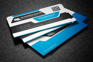 Creative Card Business Identity