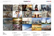 CreativePearl Photography Responsive